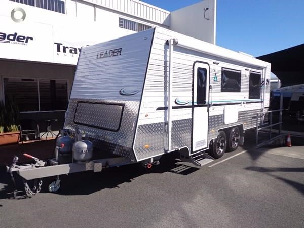 leader caravans 19' gold ensuite 427716 001