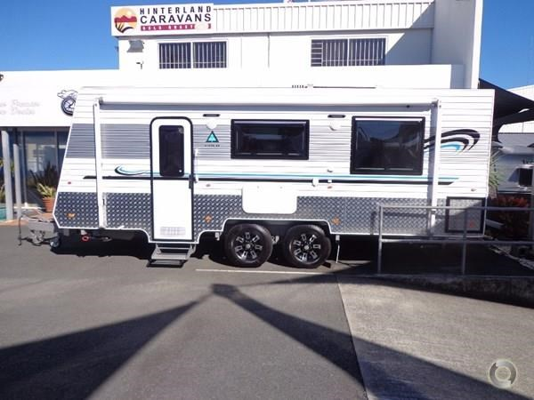 leader caravans 19' gold ensuite 427716 004