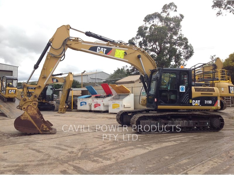 caterpillar 319dl 421707 001