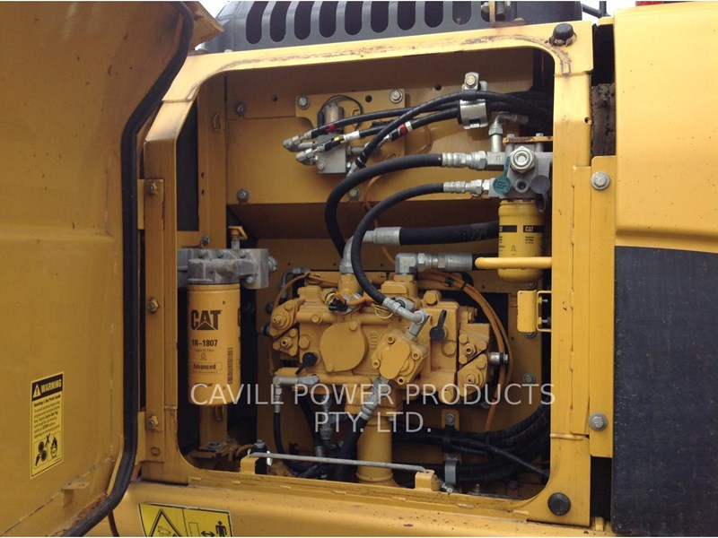 caterpillar 319dl 421707 020