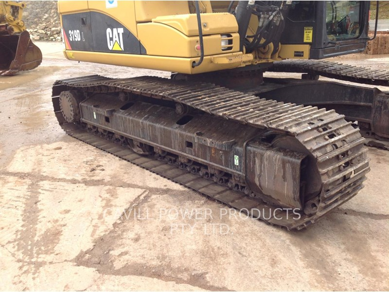 caterpillar 319dl 421707 011