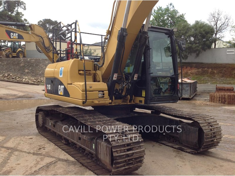 caterpillar 319dl 421707 010