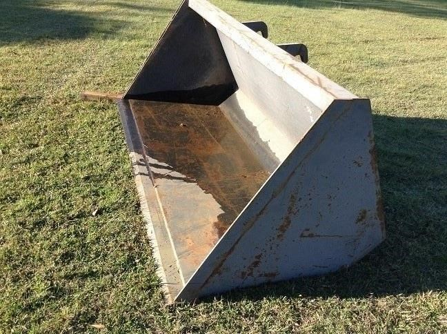 other quick hitch bucket to suit loader 2300mm 428881 001