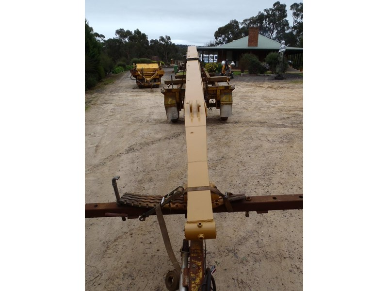 caterpillar long reach boom suit 30 tonner 429135 010