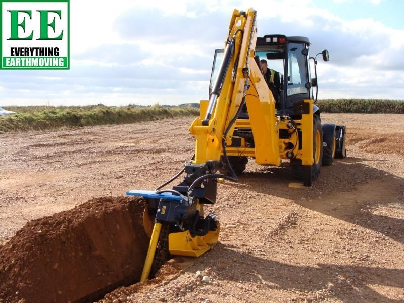 auger torque trenchers // excavators 5t to 10t, high flow skidsteer loaders and backhoes 429385 007