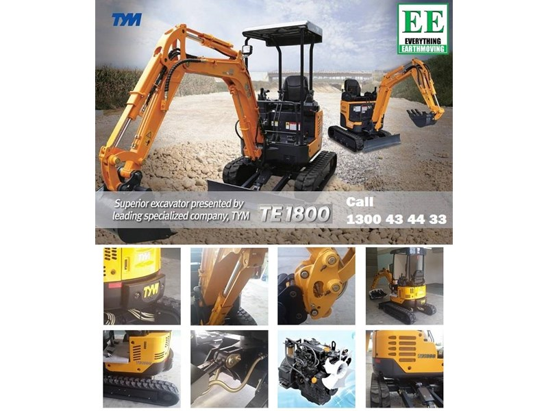 auger torque trenchers // excavators 5t to 10t, high flow skidsteer loaders and backhoes 429385 032