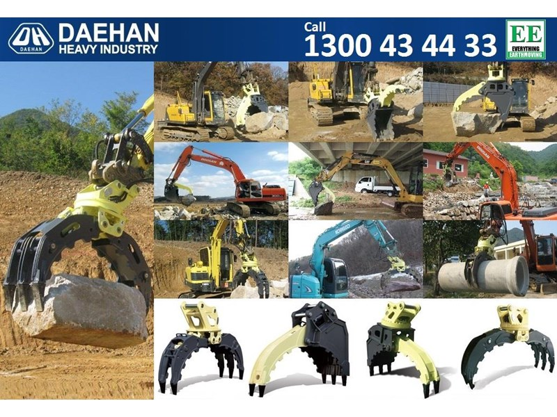 auger torque trenchers // excavators 5t to 10t, high flow skidsteer loaders and backhoes 429552 025