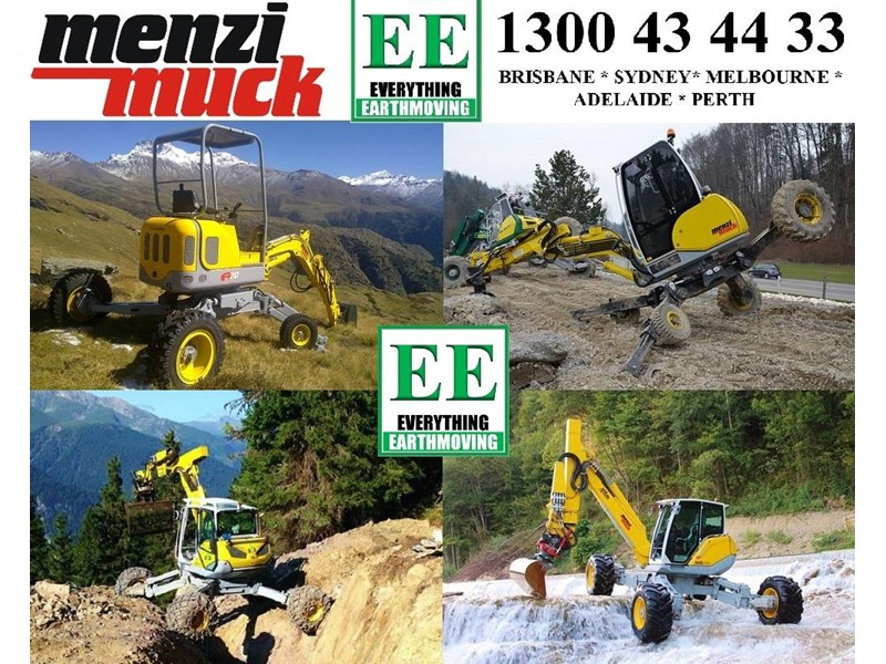 auger torque trenchers // excavators 5t to 10t, high flow skidsteer loaders and backhoes 429552 030