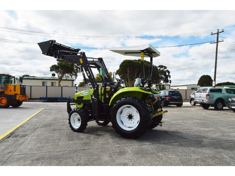 agrison 55hp ultra g3 + rops + 6ft slasher + front end loader (fel) + 4in1 bucket 429472 017