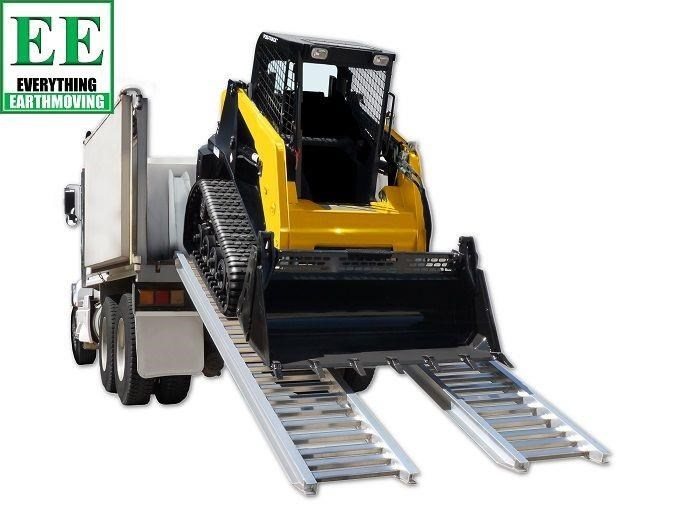 sureweld aluminium loading ramps call everything earthmoving 1300 43 44 33 429553 004