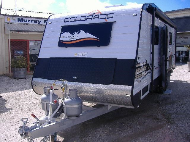 colorado caravans summit full ensuite, single beds 429575 001