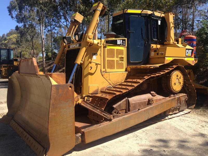 caterpillar d6r xl series iii 416692 001