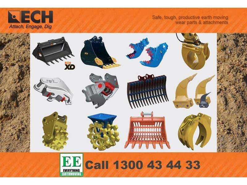everything earthmoving 1 tonne excavator buckets 429808 015