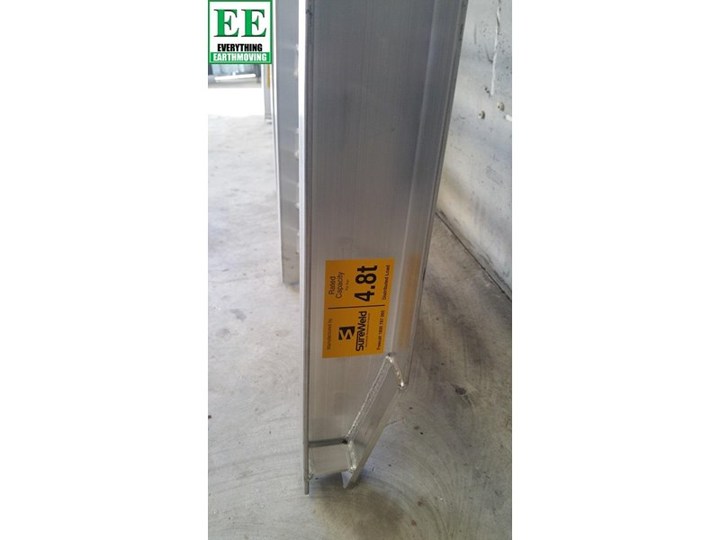 sureweld aluminium loading ramps 429990 017