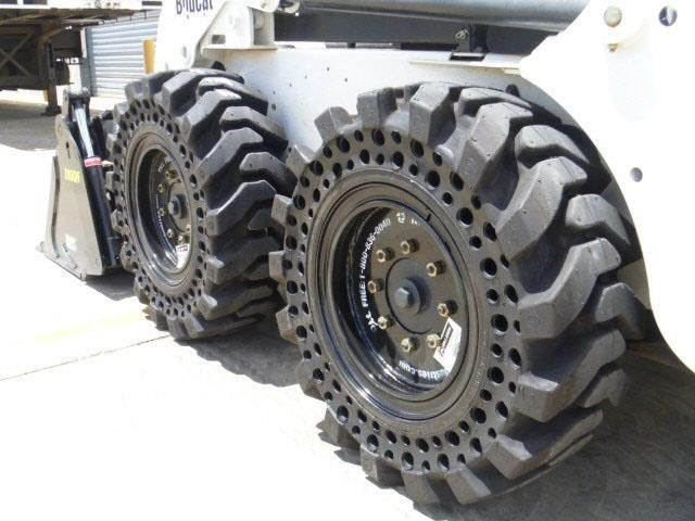 "workmate 12"" solid bobcat tyres 430579 002"
