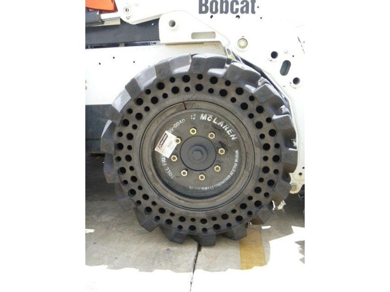 "workmate 12"" solid bobcat tyres 430579 004"