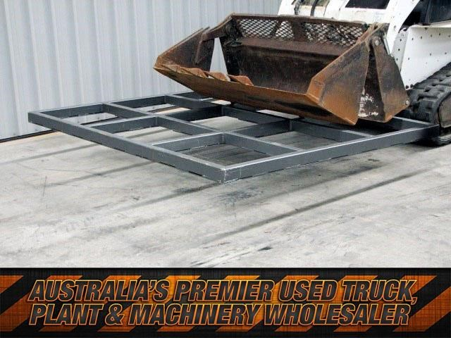 workmate skid steer spreader bars 430802 001