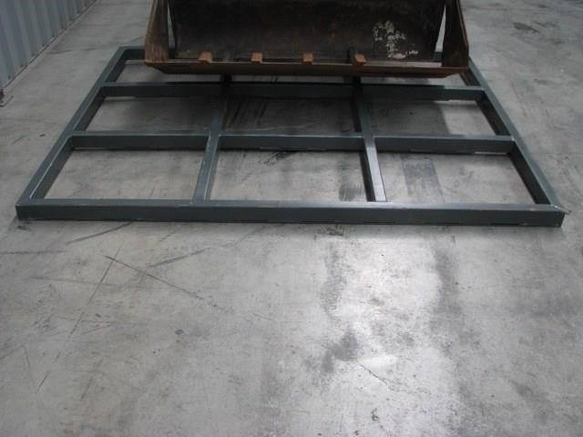 workmate skid steer spreader bars 430802 005