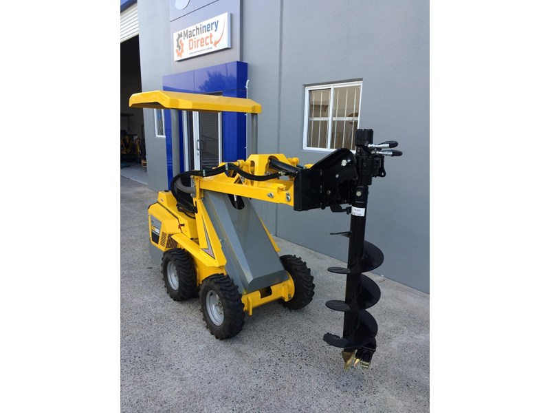 ozziquip puma mini loader fencer package 431121 009