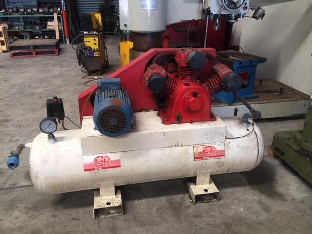 compak 3 phase reciprocating compressor 431139 001