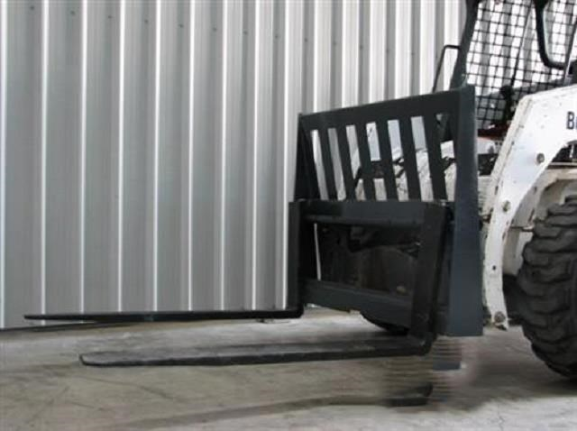 workmate skid steer pallet forks attachment 431344 002