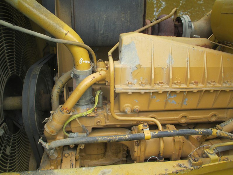 caterpillar 815f compactor (also available for hire) 431364 032
