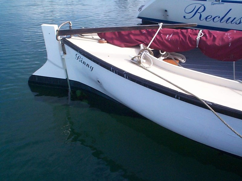 wooden yacht 29' timber netting boat 432162 006