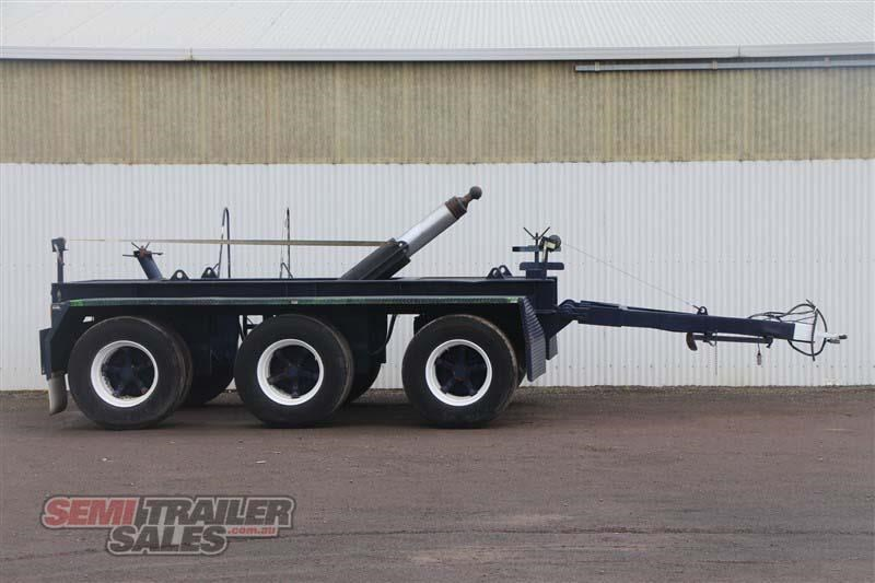 custom tri axle dolly with centre mount hoist 432385 001