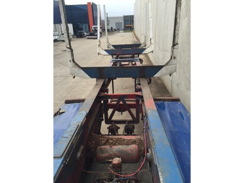 mckee folding logging jinker 320932 015