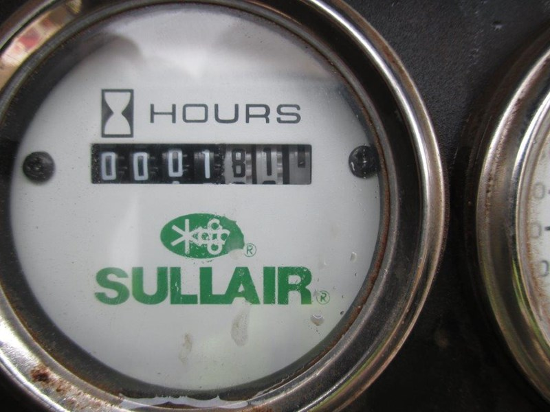 sullair 260dpq trailer mounted (8-4533) 433311 002