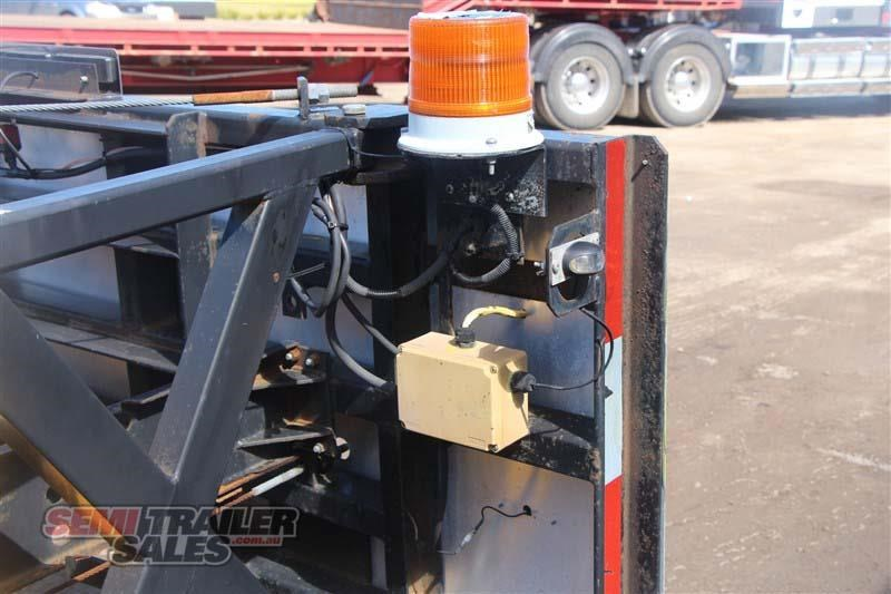 energy absorption systems sst trailer truck mounted attenuator 433356 013