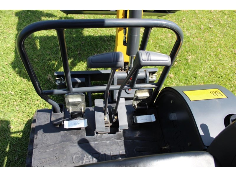 carter ct16 mini excavator with trailer 433547 042