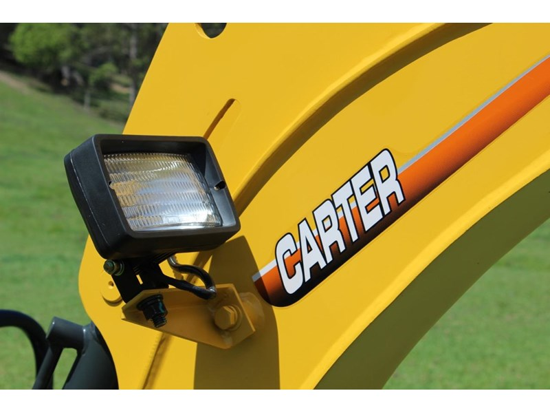carter ct16 mini excavator with trailer 433547 048
