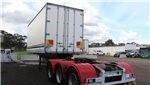 southern cross southern cross 12 pallet refrigerated roll back pantech semi a trailer 433555 018