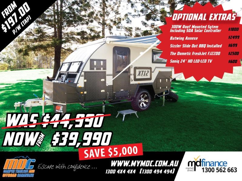market direct campers xt - 12db 342093 001