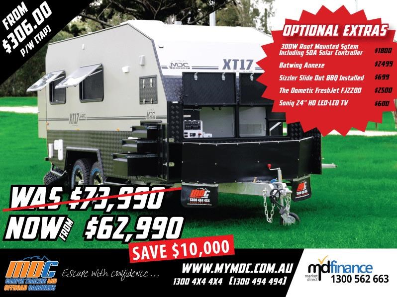 market direct campers xt17-hrt 433761 002