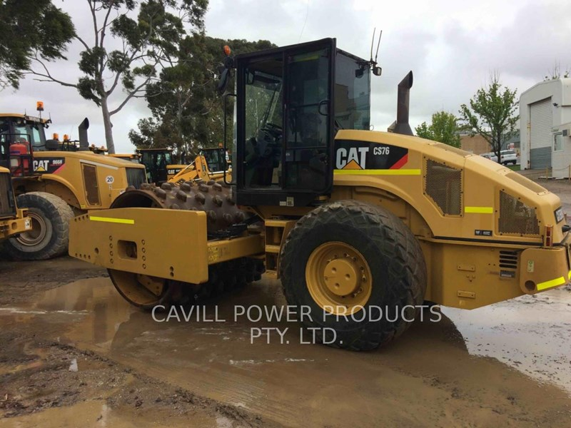 caterpillar cs76 433731 006
