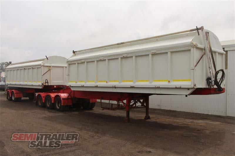 j smith & sons 40ft side tipper semi a trailer 434238 002