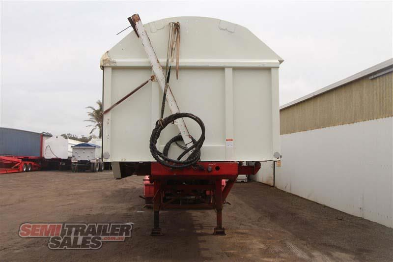 j smith & sons 40ft side tipper semi a trailer 434238 004