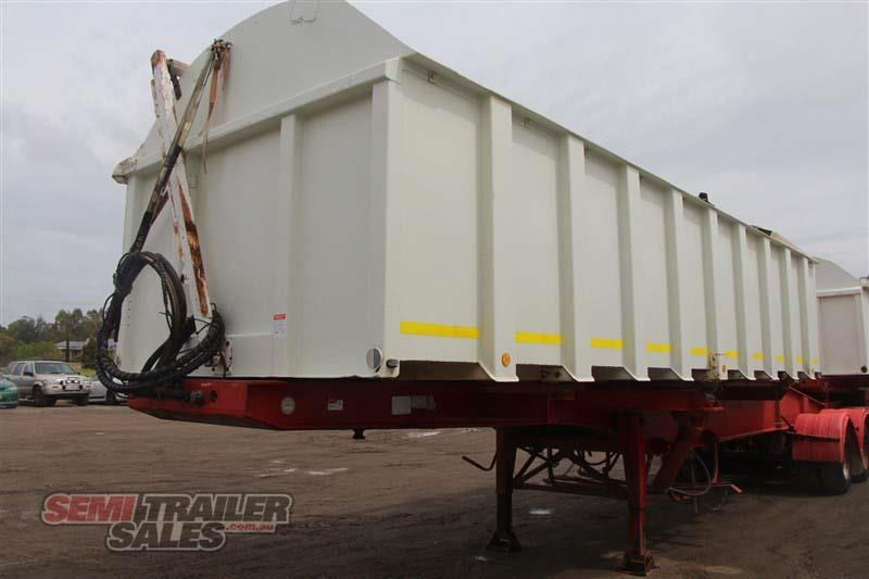 j smith & sons 40ft side tipper semi a trailer 434238 016