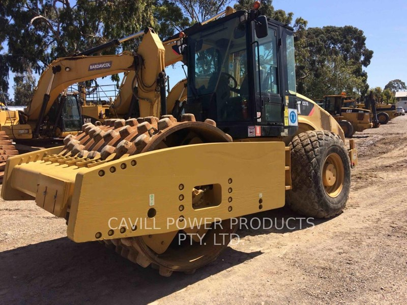 caterpillar cs76 434285 001