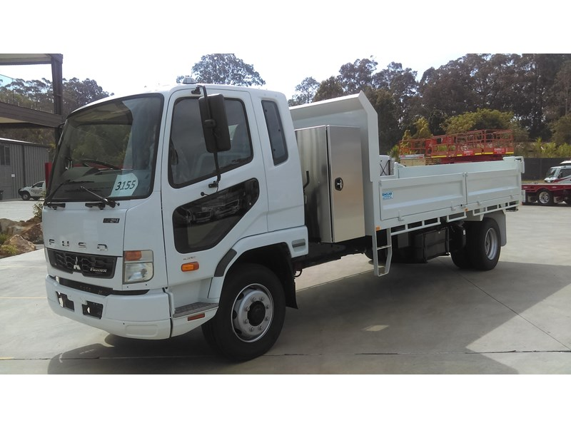 fuso fighter 1224 434305 001
