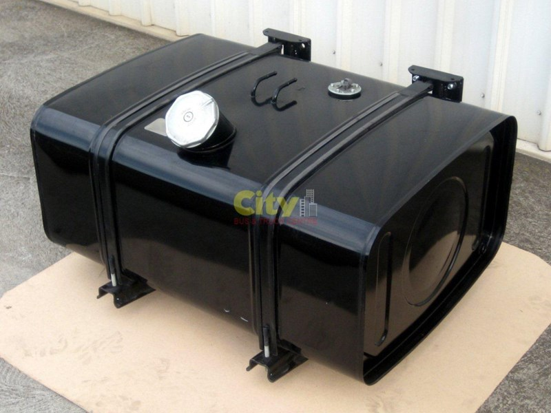 "200 litre steel fuel tanks - ""take offs"" as new! 434815 002"