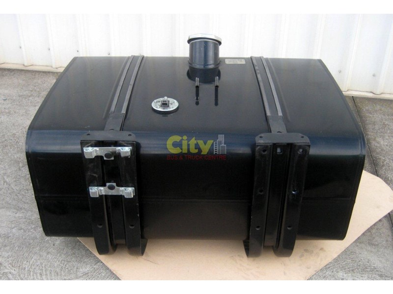 "200 litre steel fuel tanks - ""take offs"" as new! 434815 007"