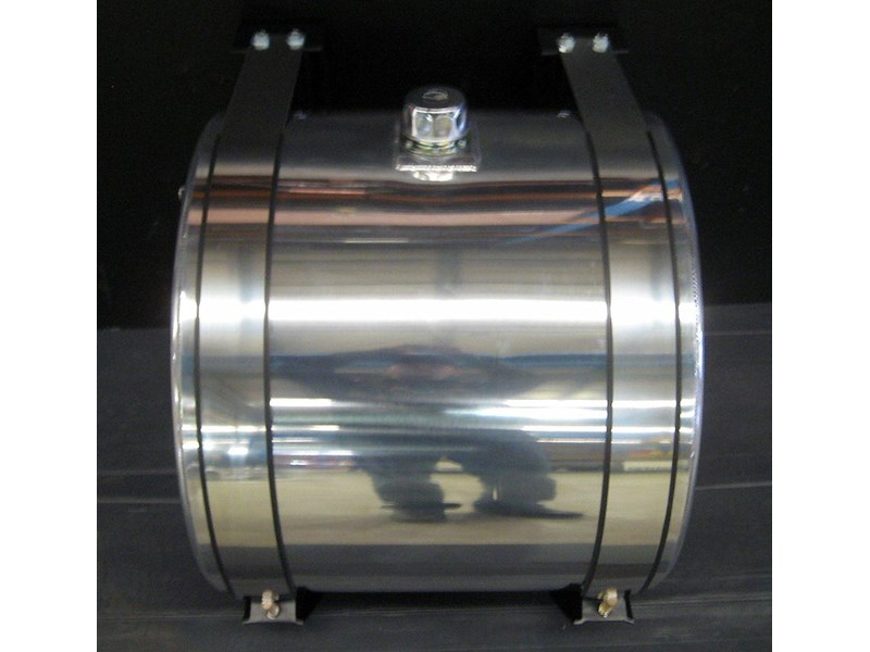 hydraulic oil tanks - polished alloy 18292 014