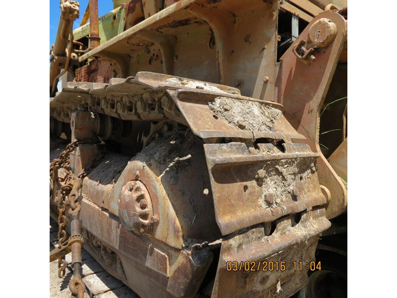 komatsu d85a-12 just arrived for dismantling. 365529 002