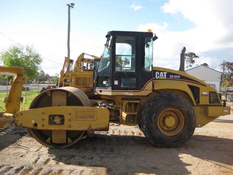 caterpillar cs563e 434979 001