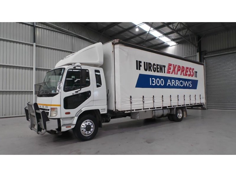 fuso fighter fm600 430182 001