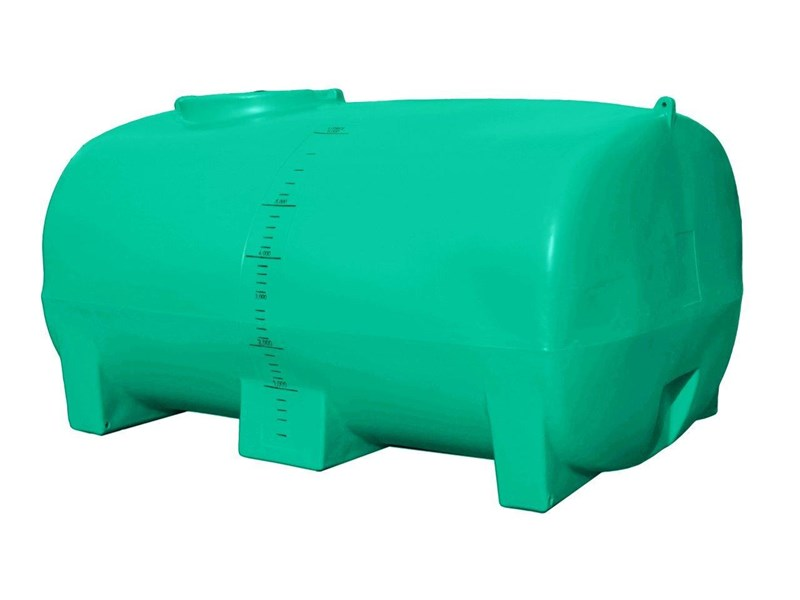 free standing 6000l active liquid cartage tank /  water tank [ptc06000to] [tfwater] 243528 001