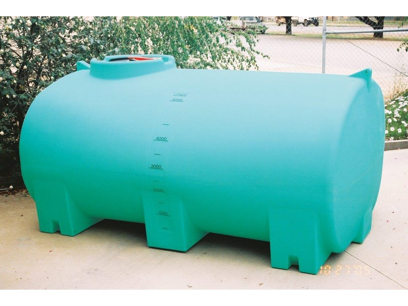 free standing 5000 l active liquid cartage tank /  water tank [ptc05000to] [tfwater] 243530 001